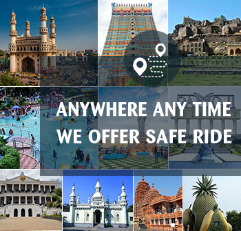Cabs in Hyderabad,airport,local,Outstation